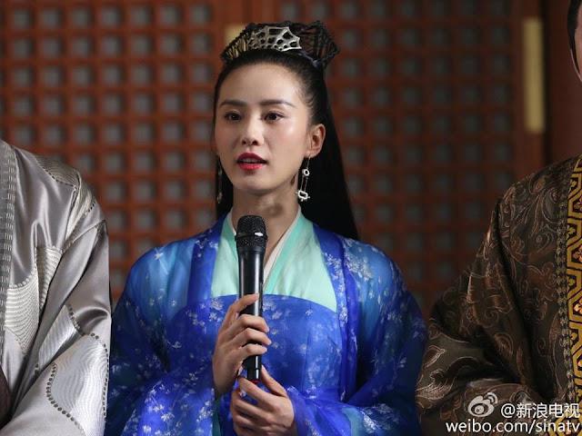 Cecilia Liu Lost Love in Times