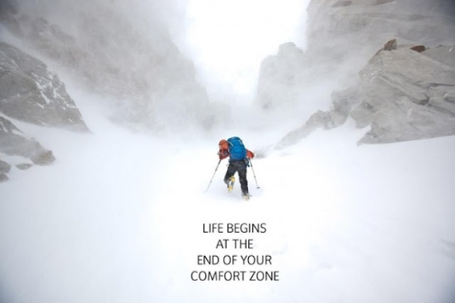 4 Ways To Run Out Your Comfort Zone Together With Laissez Passer The Impossible