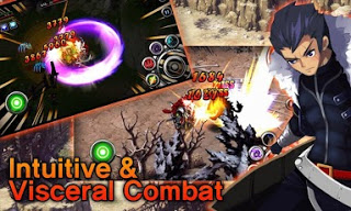 Download Game Android ZENONIA 5 Full