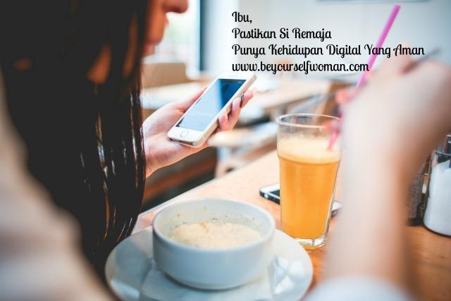 remaja dan kehidupan digital
