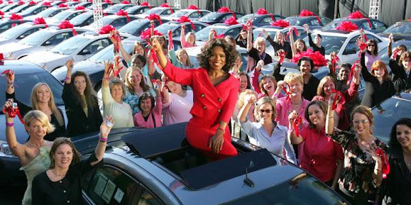 Το μεγάλο φιάσκο:Χάρισε 276 αυτοκίνητα σε μια εκπομπή, αλλά όσοι τα κέρδισαν έπρεπε να... πληρώσουν
