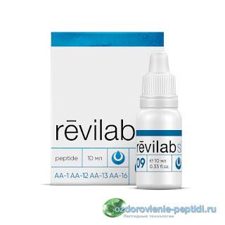 Revilab SL 09 — для мужского здоровья