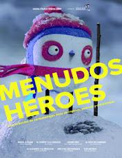 pelicula Menudos Héroes (Petits Herois) (2015)