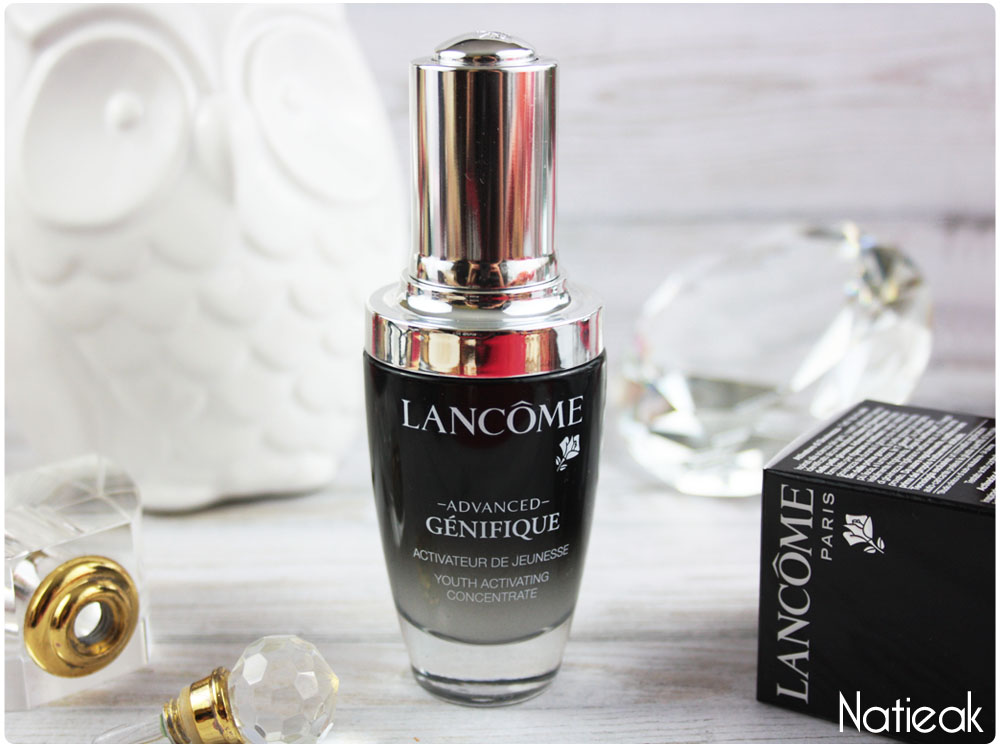 lancome advanced genifique activateur de jeunesse prix