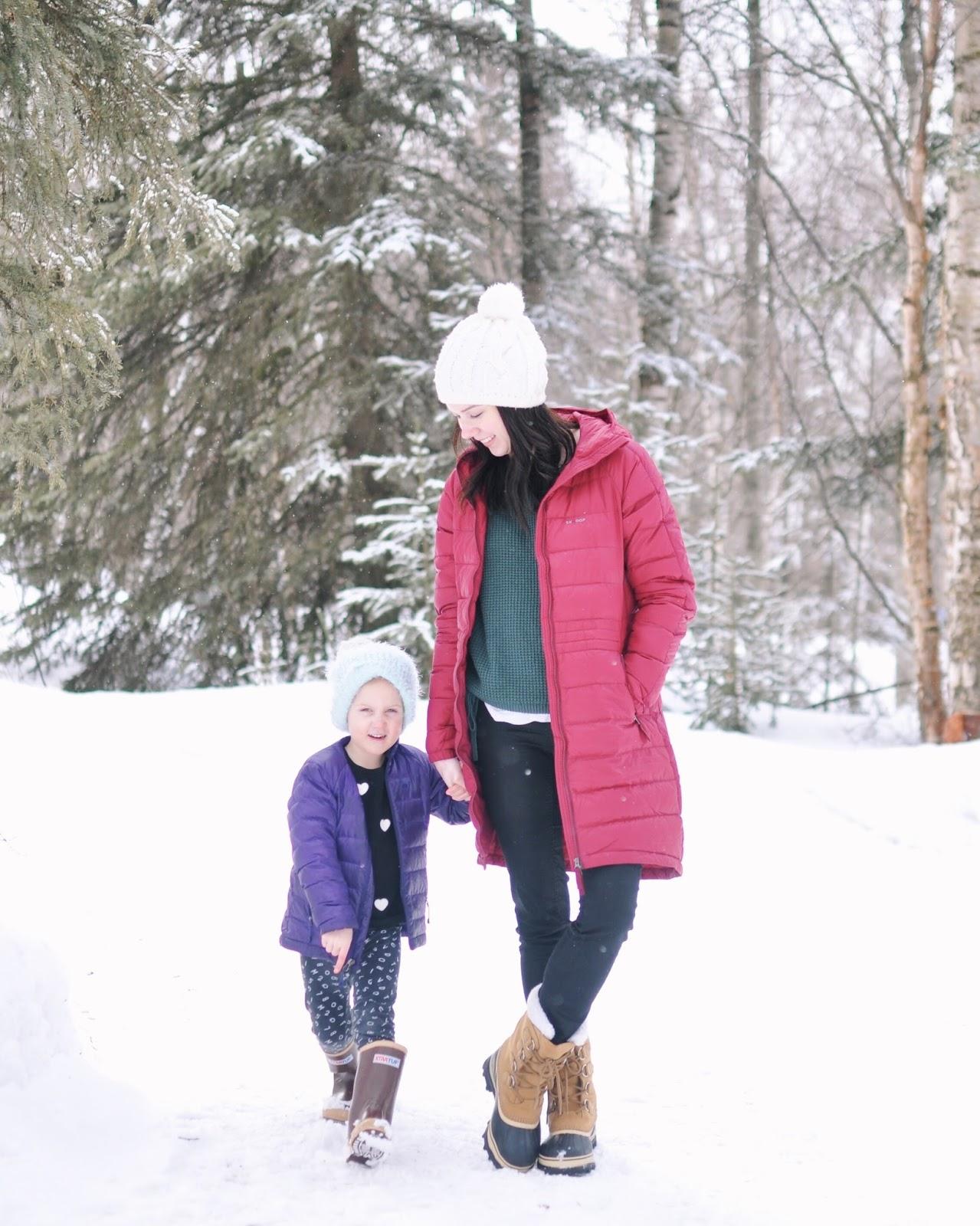 sorel skhoop winter cozy snow outdoor idea