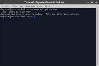 Não vacile crie usuários no Linux