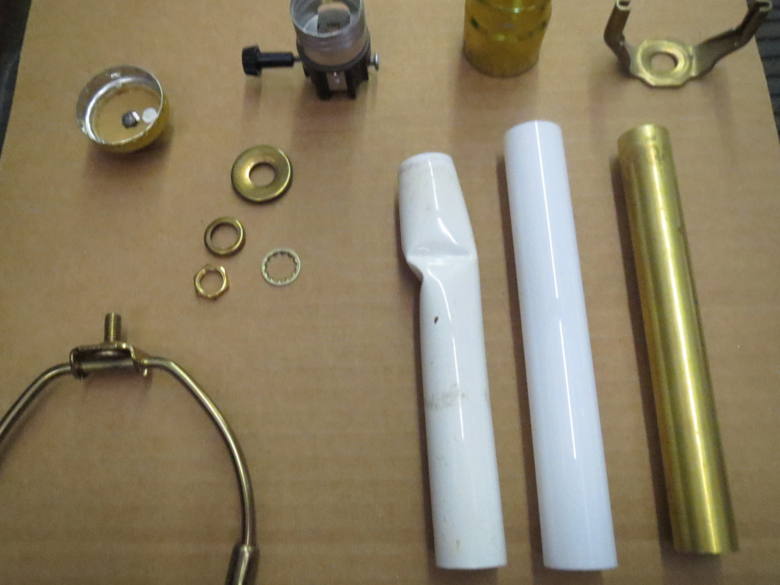 Lamp Parts and Repair | Lamp Doctor: Table Lamp With ...