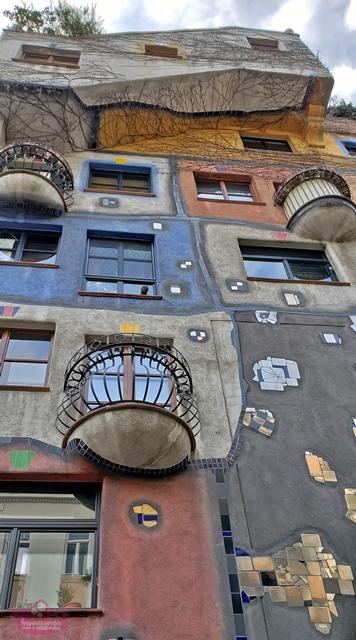 Hundertwasser - O melhor de Viena