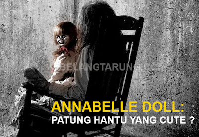 annabelle doll horror