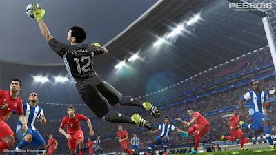 Download PES 2016 Game For PC Full Version
