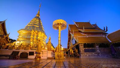 Doi Suthep - 5D4N Bangkok Chiang Mai