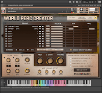 Download In Session Audio World Percussion Creator for free