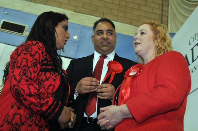 Labour's Naz Shah, Imran Hussain and Judith Cummins hold their seats in Bradford