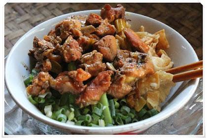 Mie Ayam Yang Enak Di Padang
