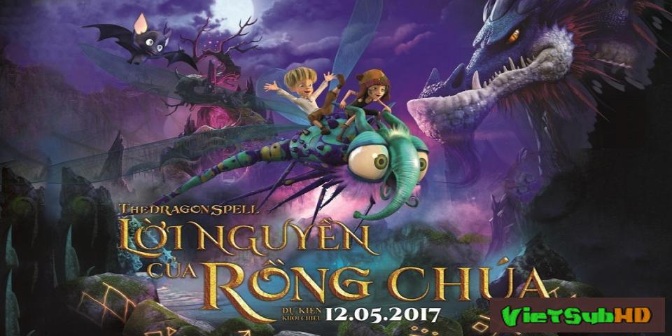 Phim Lời Nguyền Của Rồng Chúa Lồng tiếng HD | The Dragon Spell 2016