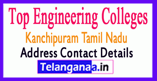 Top Engineering Colleges in Kanchipuram Tamil Nadu