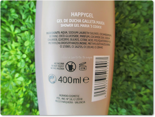 Gel de Galleta María de ETNIA COSMETICS