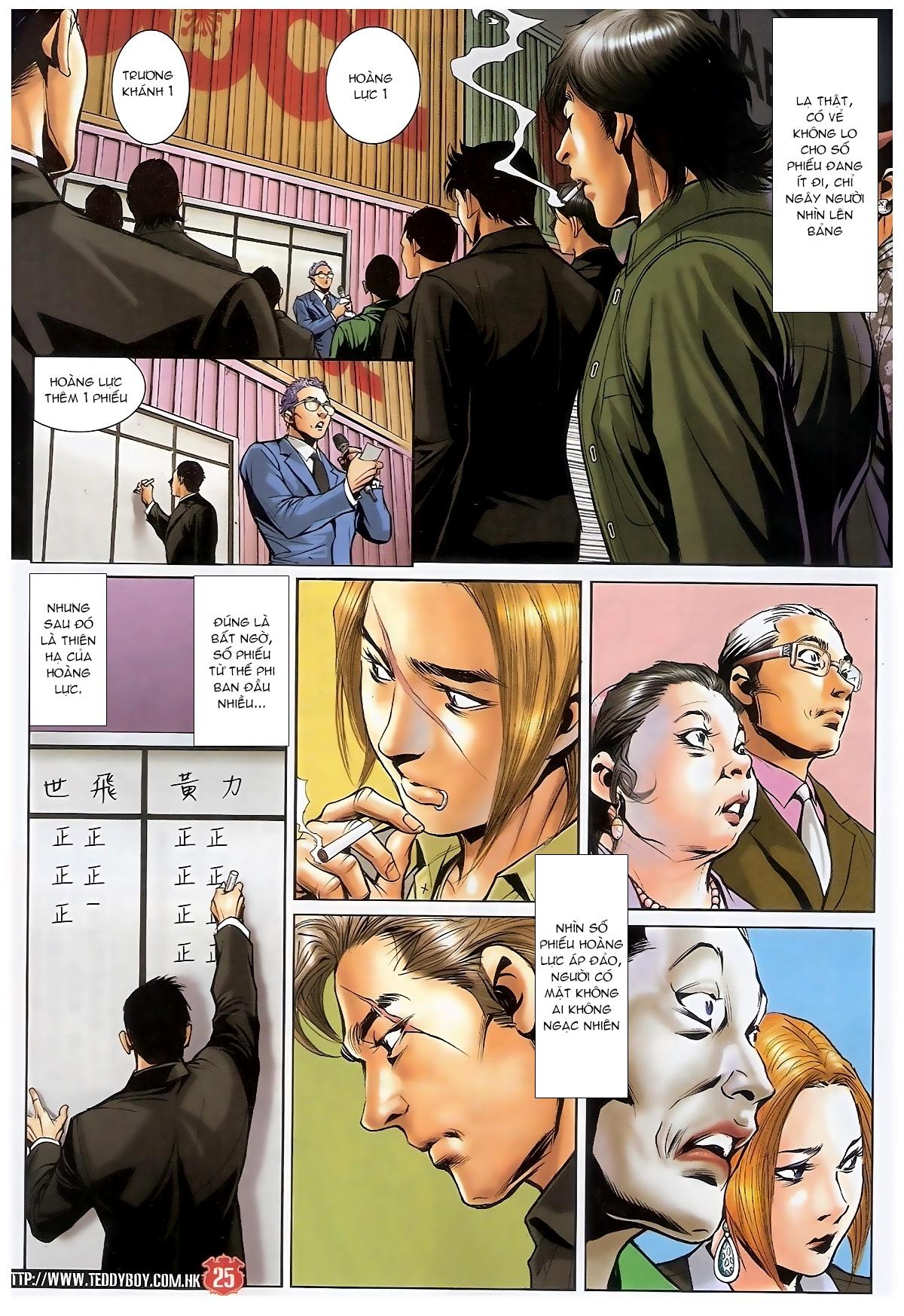 Người Trong Giang Hồ - Chapter 1561: Lòng người theo về - Pic 22