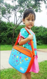 tas selempang anak, tas anak lucu, tas selempang sekolah