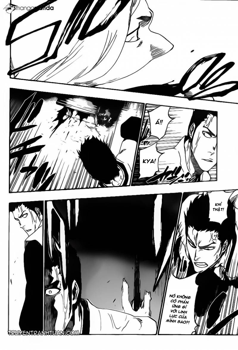 Bleach chapter 530 trang 17