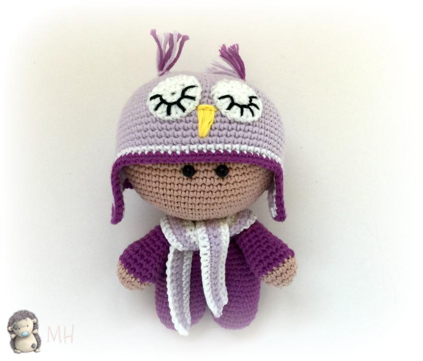 Amigurumi Angel Crochet Pattern : MADRES HIPERACTIVAS: manualidades y DIY con y para ninos ...