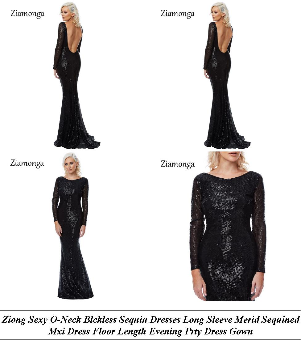 Coast Dresses - Usa Sale - Sequin Dress - Cheap Summer Clothes