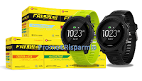 Logo Concorso ''Friliver Time'': vinci 95 Orologi GPS Multisport Garmin