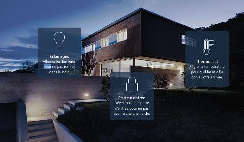 Maison connectée (Apple HomeKit)