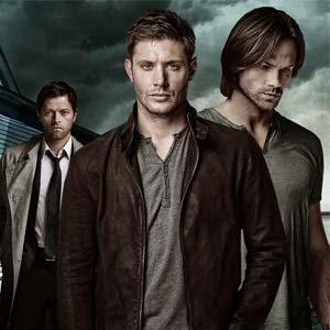 Poster da série Supernatural