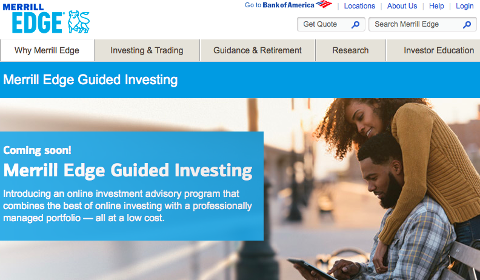 Merrill Edge Guided Investing