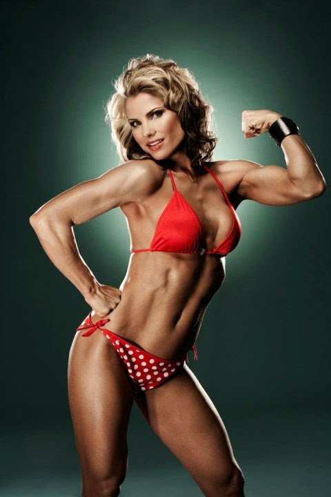 Fitness Competitor - Mandy Blank