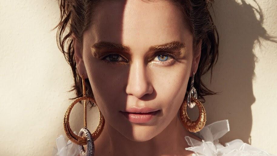Emilia Clarke, Celebrity, Actress, 4K, #6.326