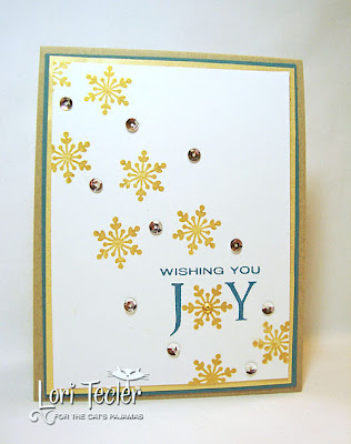 Wishing You Joy-designed by Lori Tecler-Inking Aloud-stamps from The Cat's Pajamas