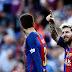 Fútbol: Messi luce con triplete ante Espanyol y pone líder al Barsa