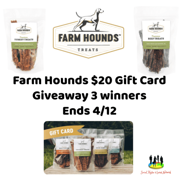 Farm Hounds Gift Card