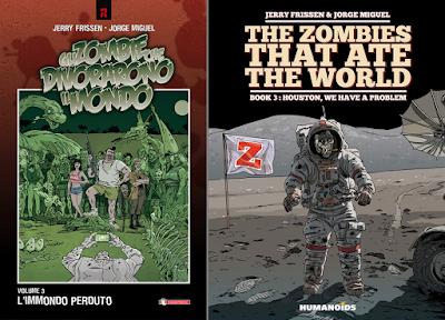 Gli Zombie che divorarono il mondo #3 - L'immondo perduto