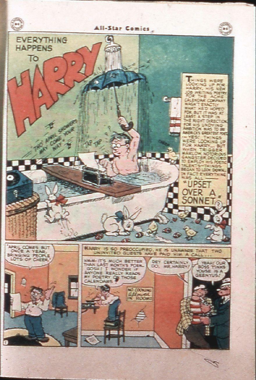 Read online All-Star Comics comic -  Issue #33 - 45