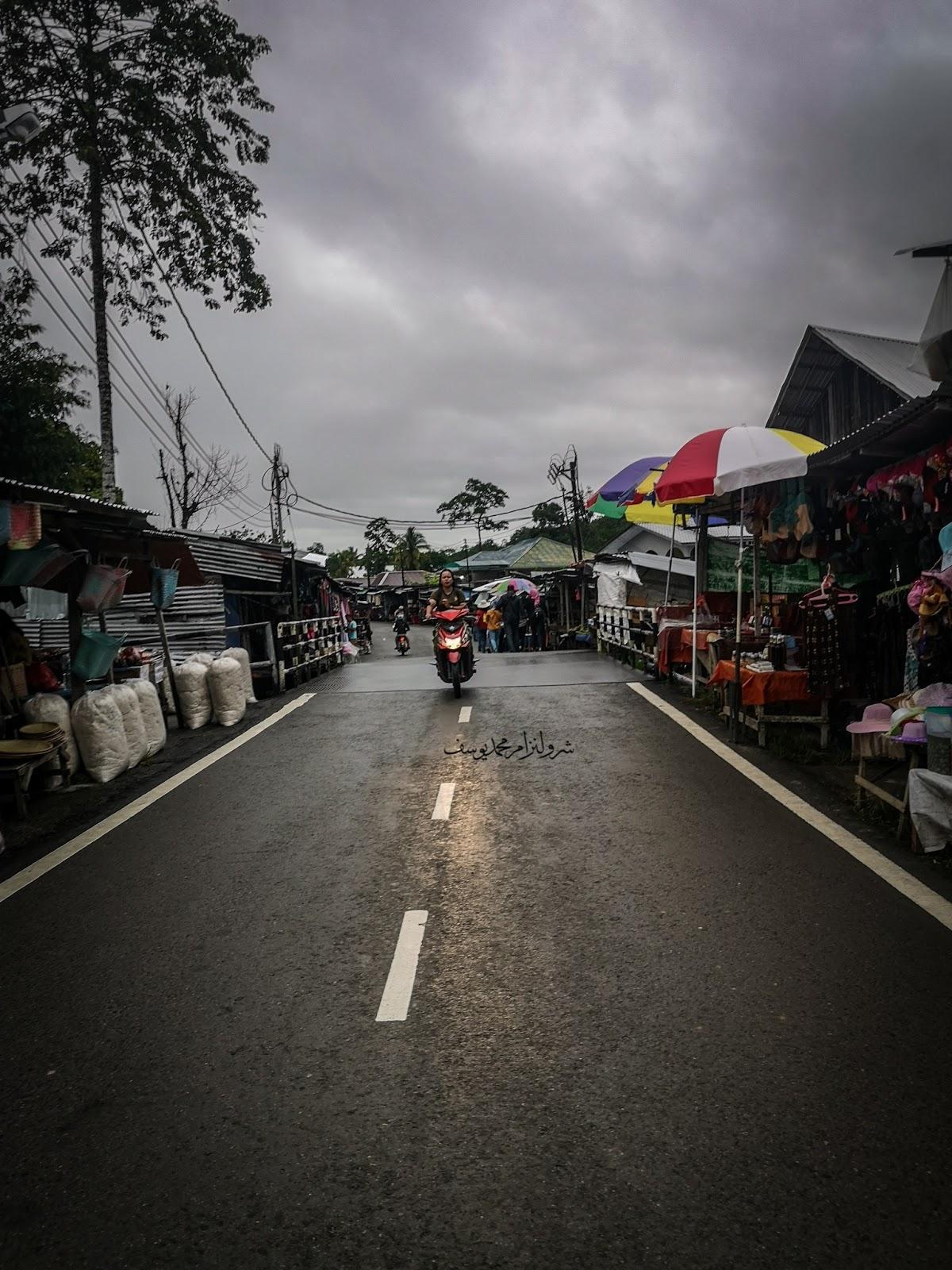Pasar Serikin, Bau, Sarawak