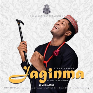 Steve crown - Jaginma