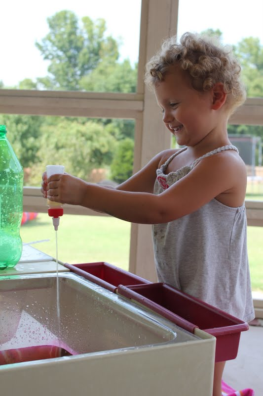 Squirt Squeeze Spray... Pump Pour Press | Activities For ...