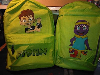 mochilas-dibujos-animados