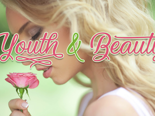 Youth And Beauty Script Font Free Download