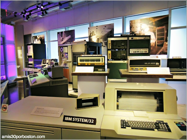 IBM SYSTEM/32 Computer History Museum