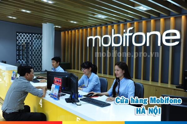 Địa chỉ trung tâm/cửa hàng giao dịch Mobifone tại Hà Nội