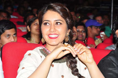 Rashi Khanna New Stills at Supreme Audio Launch