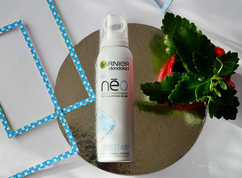 Garnier NEO Dry-Mist Light Freshness - antyperspirant w formie suchej mgiełki