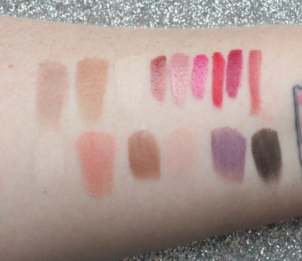 Chrissy Doll Smashbox Light It Up 3 Palette Set Eyes Contour Lips Be Legendary Matte Lipstick Palettelimited Edition