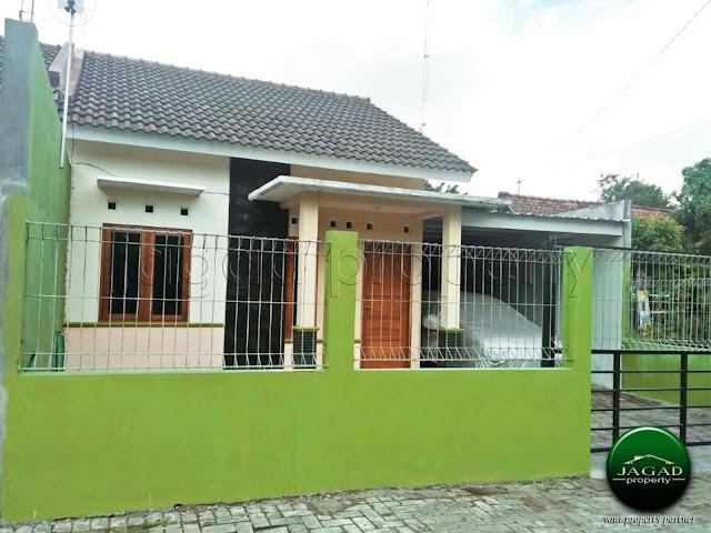 Rumah Minimalis jalan Godean Km 8 Sidoarum