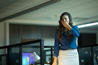 Adria Arjona in The Belko Experiment (1)