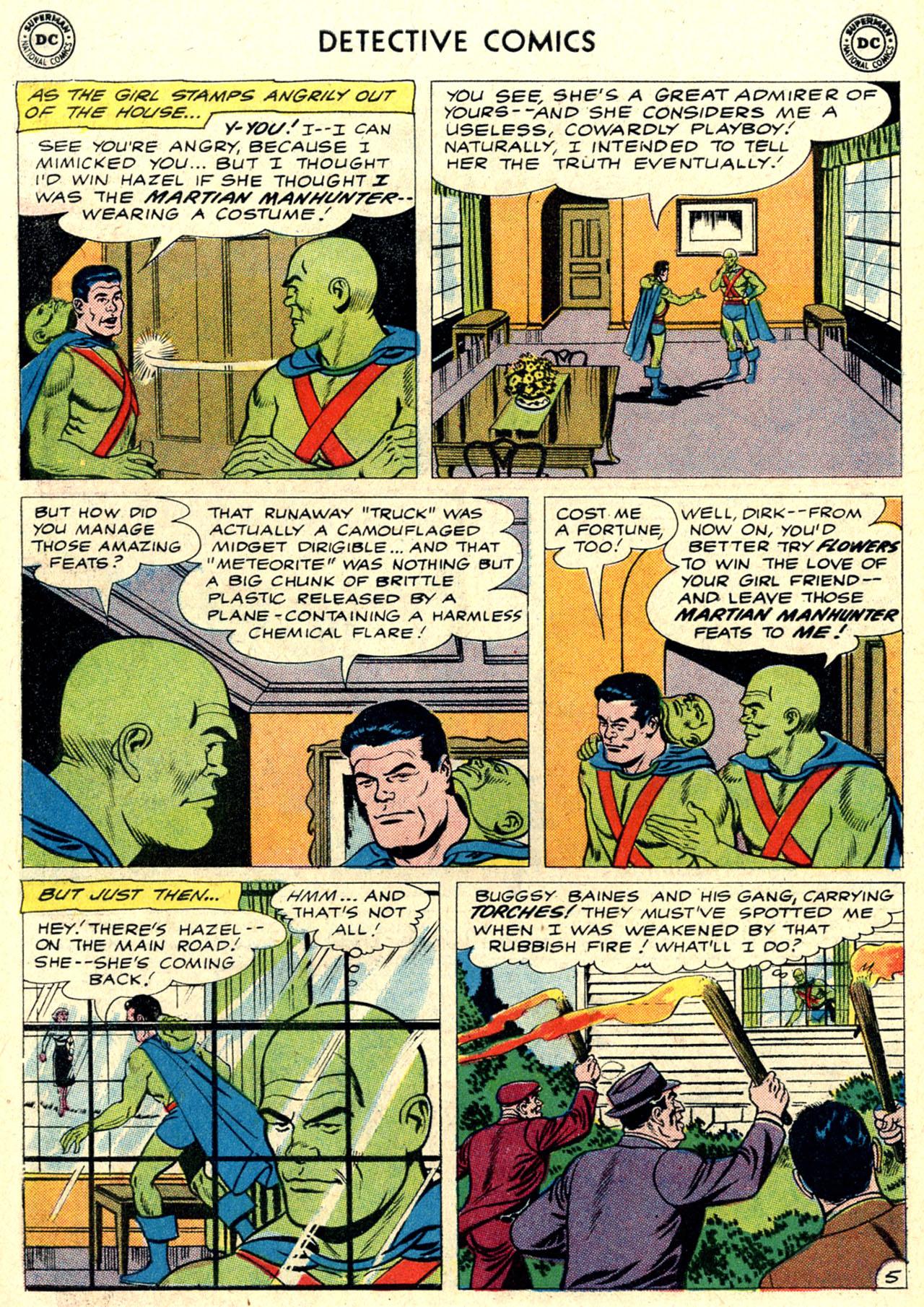 Detective Comics (1937) 291 Page 21